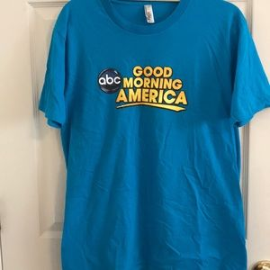 American Apparel Tops - Good morning America tee